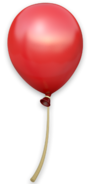 Red Balloon - Donkey Kong Country Tropical Freeze