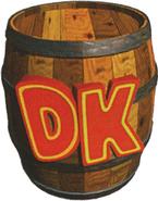 DKBarrel DKC