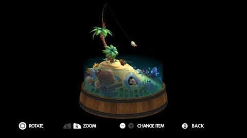 Donkey Kong Country Tropical Freeze - Level 4-Boss Fugu Face-Off