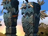 Screaming Pillar