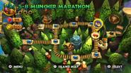 DKCR Level 5 8 Muncher Marathon