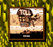 Krow Ending Credits - Donkey Kong Land 2