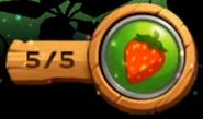 DKCR Strawberry Puzzle Emblem