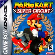 Mario Kart Super Circuit NA Cover