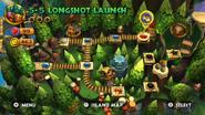 DKCR Level 5 5 Longshot Launch