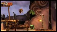 Donkey Kong Country Returns 100% (6-1 Sticky Situation)