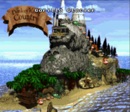 DKC - Map glitch