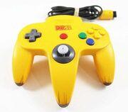 Nintendo 64 controller donkey kong 64.jpg