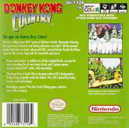 DonkeyKongCountryColorbackbox