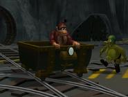 DKC TV Series S2 Mine Cart 2