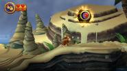 DKCR Level 2 3 Slot Machine Barrel