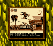 Funky's Flights II - Super Donkey Kong GB 2