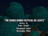 The Kongo Bongo Festival of Lights