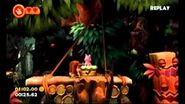 Donkey Kong Country Returns - 5-4 Tippin' Totems - 46