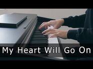 Titanic - My Heart Will Go On (Piano Cover by Riyandi Kusuma)