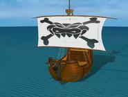 DKC TV Series S2 Skurvys Ship 2