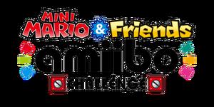 Mini Mario & Friends Amiibo Challenge NA Logo.png