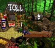 Click-Clack Credits Screen Japan - Super Donkey Kong 2