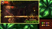 Donkey Kong Country Returns 3D - Level 9-5 Topsy Turvy 100% Walkthrough (3DS Exclusive Level)