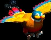 Parry the Parallel Bird alternate artwork