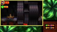 Donkey Kong Country Returns 3D - Level 9-8 Lavawheel Volcano 100% Walkthrough (3DS Exclusive Level)