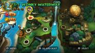 DKCR Level 3 1 Wonky Waterway