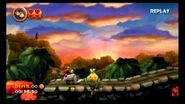 Donkey Kong Country Returns - 3-6 Temple Topple - 1 05