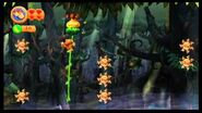 Donkey Kong Country Returns 100% (5-7 Wigglevine Wonders)
