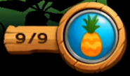 DKCR Pineapple Puzzle Emblem