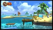 Donkey Kong Country Returns 100% (2-6 Blowhole Bound)