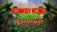 Donkey Kong Country Returns gameplay trailer (2010) Nintendo Wii