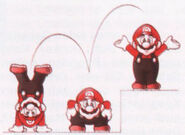 Mario High Jump From a Handstand