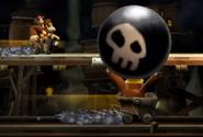 DKCR Mole Guard Bomb
