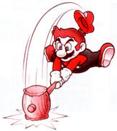 428px-Mario Using the Hammer