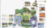 Timbers island map