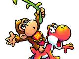 Baby Donkey Kong