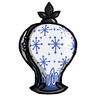 Porcelain Ice Box Icon