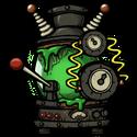 Terrible Ooze Machine Icon