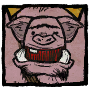 Cheering Boar Profile Icon