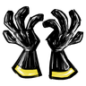 Mad Lab Gloves Icon
