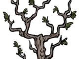 Árbol de palitos
