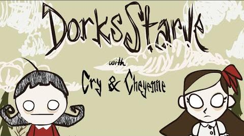 Cry and Chey Animated Don't Starve - Part 1 of 3
