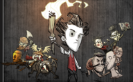 Old background of klei twitter