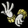 Tragedienne Gloves Icon