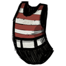 Red Gem Red Swimming Costume Icon