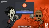 Klei Discord Promo