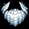 Silky Snowfallen Beard Icon