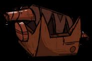 Iron Hulk Head Dormant