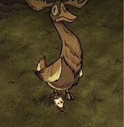 Moose Goose Reskin Winter's Feast in game.webp