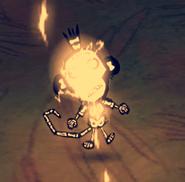 Wilbur Lightning Strike